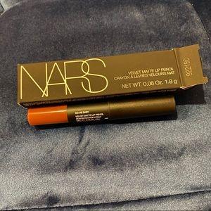 New NARS Do Me Baby Velvet Matte Lip Pencil (mini)